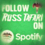 Follow Russ Tafari on Spotify!