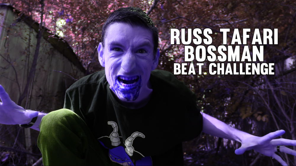 Russ Tafari Bossman Beat Challenge song