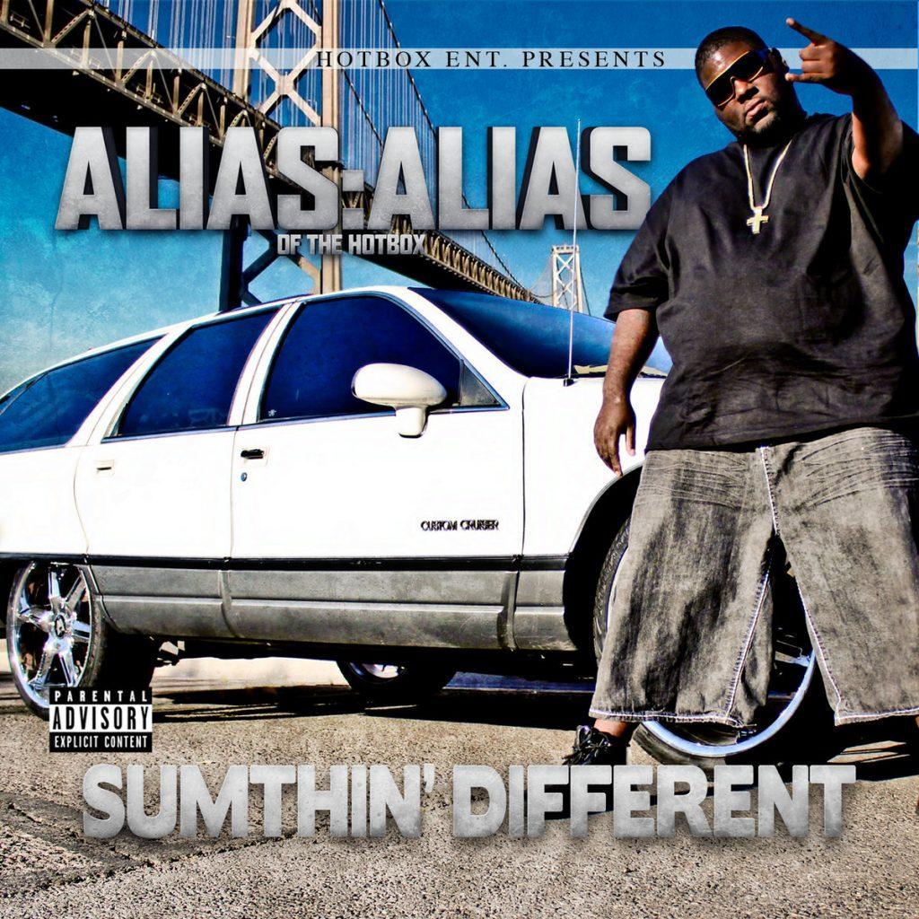 Alias:Alias Sumthin Different album cover