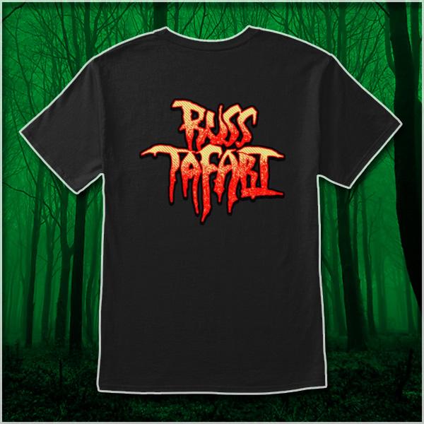 Russ Tafari Logo Back T-Shirt