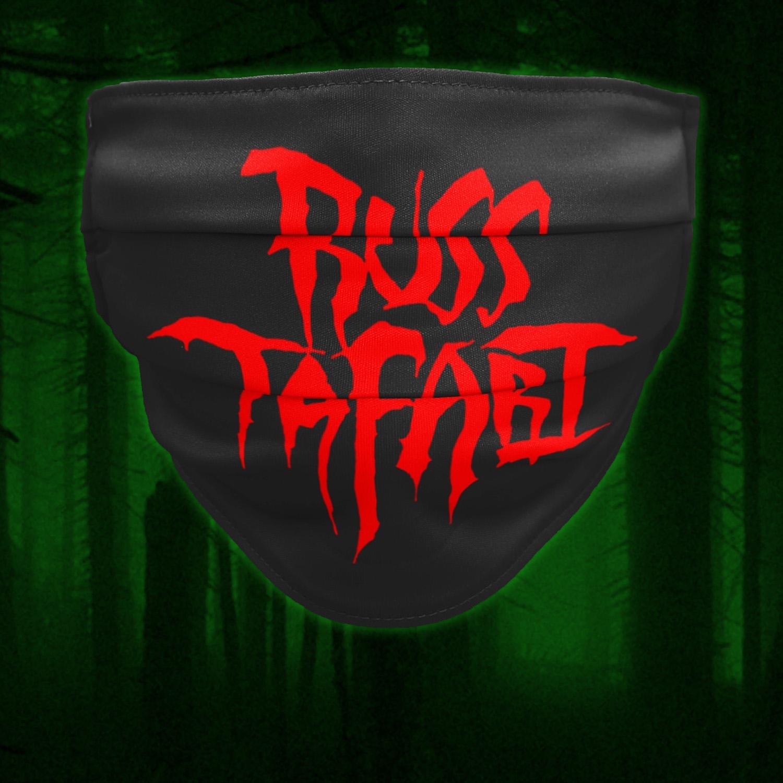 Russ Tafari Logo Facemask