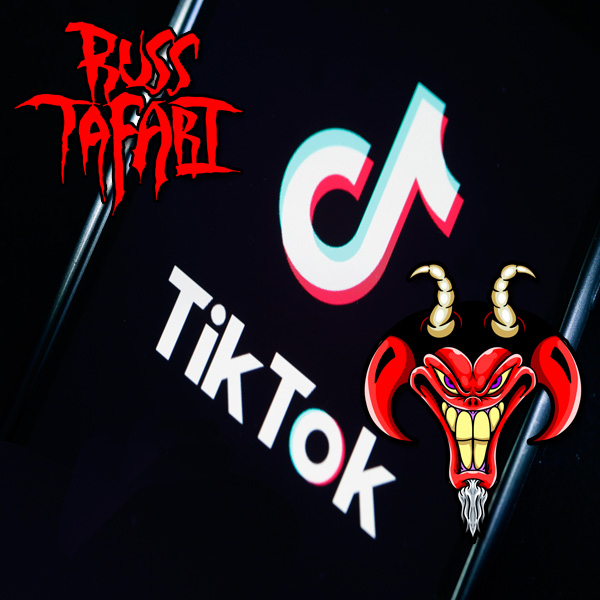 Russ Tafari on TikTok!